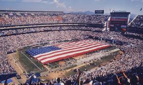 San Diego State University Qualcomm Stadium San Diego