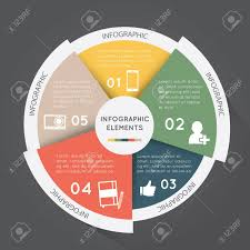 Chart Mobile Plan Modern Infographic Elements Pie Chart For Documents And Reports