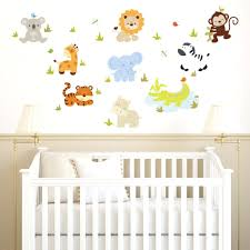 use elephant wall decals and stickers to create an