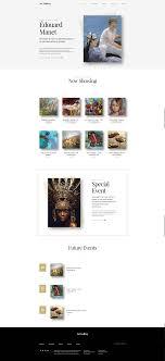 Wordpress Photo Gallery Theme Arte Art Gallery Wordpress Theme