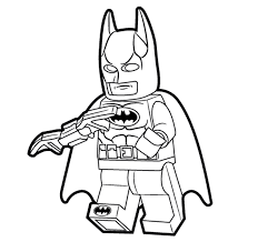 Small Picture Lego Batman Coloring Pages Online Coloring Pages