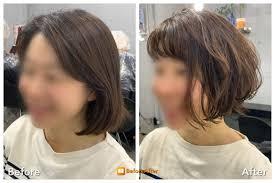 究極の楽チンヘア夏はパーマスタイルで自然乾燥妊婦育児中の髪型は