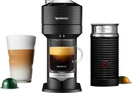 One major step of this art is frothing and doing it right is the turning point of whatever. Nespresso Breville Vertuo Next Premium Coffee Maker And Espresso Machine With Aeroccino3 Milk Frother Classic Black Bnv560blk1buc1 Best Buy