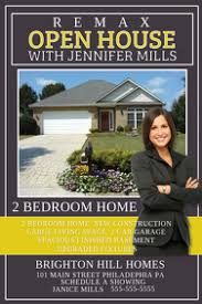 Home Flyers Template Customize Free Real Estate Flyers Postermywall