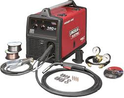 mig welders o e meyer co lincoln electric power mig 140c