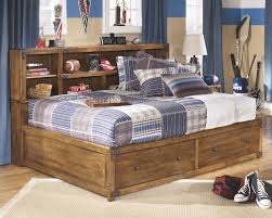 beds with storage headboards.  Storage Signature Design By Ashley Cole Full Bookcase Bed With Footboard Storage   Item Number B362 Inside Beds With Headboards O