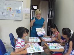 Cùng học Tiếng Anh với Giáo viên người nước ngoài
