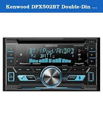 kenwood dpx502bt double din cd receiver usb interface kenwood dpx502bt double din cd receiver usb interface bluetooth this double din