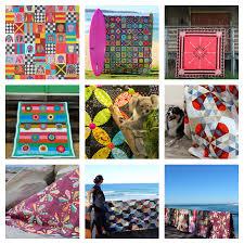 Desert to Sea: 10 Quilts From Australian Designers &  Adamdwight.com