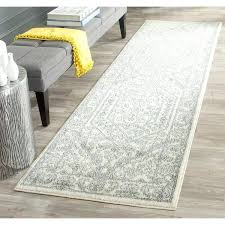 gray runner rug cool yellow and grey with best kitchen rugs ideas on home decor black gray runner rug
