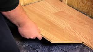 how to install engineered lock flooring flooring tips you