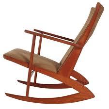 Modern Rocking Chair Scandinavian Modern Rocking Chairs 62 For Sale At 1stdibs