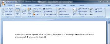 An Introduction To Microsoft Word 2007 Universalclass