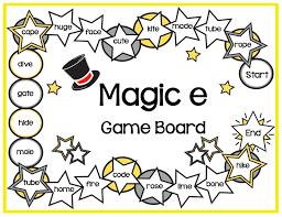 Activities for Teaching the Magic e Rule - Make Take & Teach