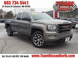 Used 2017 GMC Sierra 1500 For Sale in Lebanon NH   Stock: NT9015A