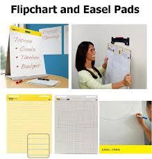 3m Flip Chart Paper Ok Office School Bulk Stationery Supplies Sydney Brisbane