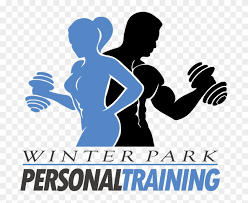 Work Out For Stress Relief Fitness Gym Logo Vector Hd Png