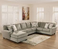 ashley furniture chaise sofa. Trendy Sofas : Ashley Furniture Chaise Sofa Leather Sofa\u201a Inside Sectional At S