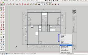 draw a floor plan in sketchup from pdf tutorial architecture autocad beginner l decorative creating