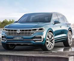 new car model year release datesFuture 2018 VW Touareg Will Feature More Advanced Technologies