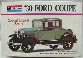 new release plastic model car kitsNo love for the 124th scale Model A coupe  General  Model Cars