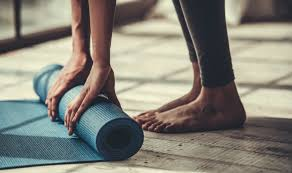 how to clean your yoga mat 3 best ways to clear stains and dirt from