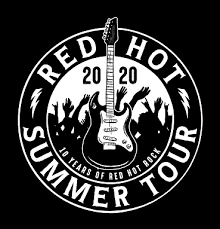 2020 <b>Red Hot Summer Tour</b> - Rescheduled Date - Saturday 17 ...