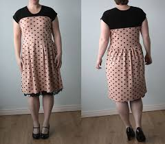 Simple Dress Pattern For Beginners Magnificent The Easy Tee Dress Women's Sewing Tutorial It's Always Autumn