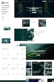 Gallery Web Page Template Photo Gallery Website Application