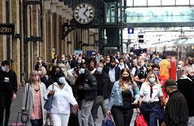 """بريطانيا: تحذيرات من أرقام """"مخيفة"""" لمرضى كوفيد في المستشفيات - RT Arabic"""