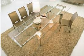 italian glass furniture. Arcos Dining Table Italian Glass Furniture