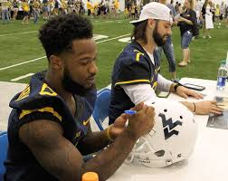 Photo Gallery Wvu Football Fan Day 2017 Wvu West