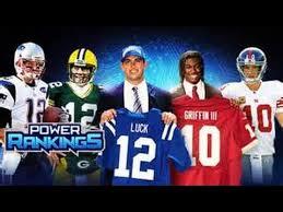 ESPN's 2015 Top 10 NFL Power Rankings: Post Draft - YouTube