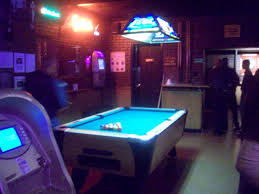 pool table bar. There\u0027s A Pool Table In The Back And Bar Hosts Local Teams. R