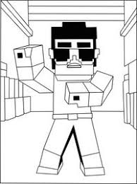 Small Picture Printable Minecraft Sheep coloring pages Elijah Pinterest