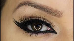 eyeliner tutorial 6 styles makeup tutorial shonagh scott showme makeup