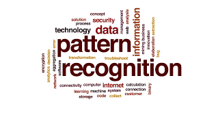Pattern Recognition Stunning Pattern recognition animated word cloud text design animation