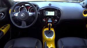 New Nissan Juke Interior Design in Yellow | AutoMotoTV Deutsch ...