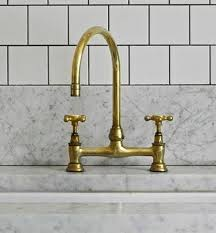 best 25 brass kitchen taps ideas