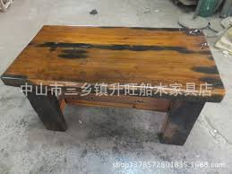 ship wood furniture. Boat Ship Wooden Table Tea Wood Dining Leisure Furniture .