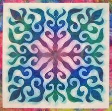 Hawaiian Quilts In A Hurry | Paint sticks, Paper snowflakes and ... & Hawaiian Quilts In A Hurry Adamdwight.com