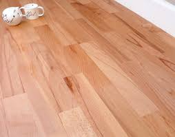 beech wood flooring moderately tight grain color pink brown bends well used