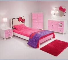 Hello Kitty Bedroom Furniture Set Hollywood Thing