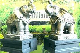 garden statues resin