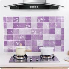 anti oil wall stickers high temperature anti oil paste kitchen self adhesive foil waterproof bathroom tile wall stickers