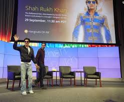 Where is google office Playa Vista Srk Hny Cast At Google Head Office In Usa Architectism Google Office Team Shah Rukh Khan