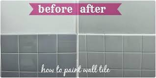 amazing can you paint bathroom tile walls how to paint bathroom tile on wall can i amazing can you paint bathroom
