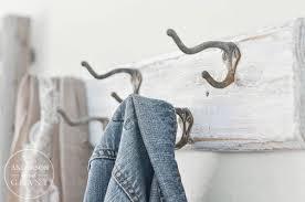 Anderson Coat Rack Best DIY Rustic Coat Rack Makeover Anderson Grant