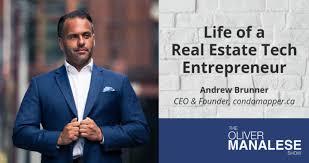 Real Estate Entrepreneur Oliver Manalese