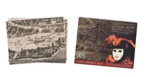 1694 Venice Portfolio <b>Authentic Models</b>, <b>Authentic Models</b> AM-MC816